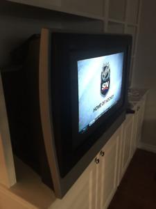 JVC I-Art Pro  30 Inch CRT TV