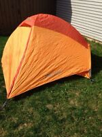 Marmot Twilight 2p (6.2lbs) tent like new!