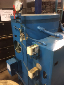 Electric steam boiler excellent shape, priced to sell