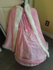 Size 4 princess dress costume