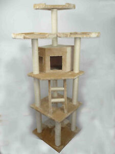 New-BestPet-76-034-Cat-Tree-Condo-Furniture-Scratch-Post-Pet-House-28B