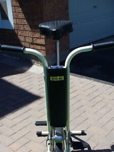 Vintage CCM  Exercise Bicycle