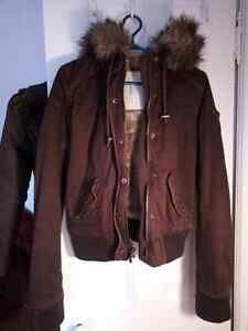 Abercrombie and Fitch winter jacket - $25