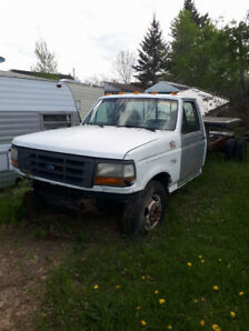 1994 Ford F350 XL Dually Parts Truck