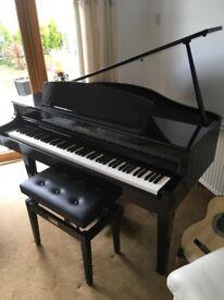 Yamaha Clavinova Baby Grand Piano