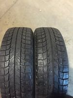 2-195/60/15 Michelin X-ice2