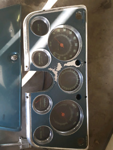 Box of 67-72 chev or gmc truck parts