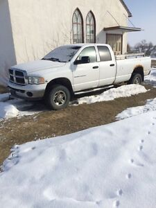 2003 Dodge Ram 2500 for parts