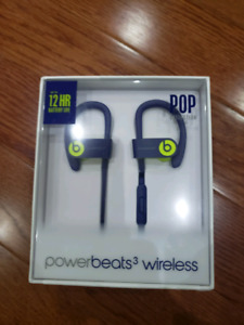 Power beats 3 wireless sports headphones
