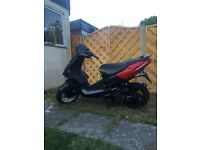 Speedfight 2 50cc 2006 mot April 2017 3 owners cbt 50cc