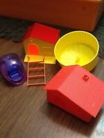 Free spare hamster toys/accessories