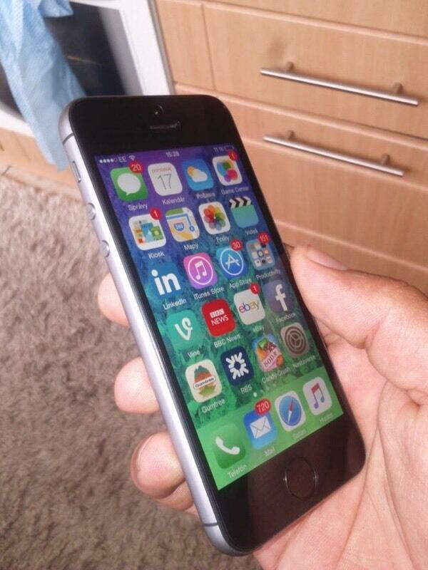 iphone 5 s for sale iphone 5s for new in lincoln lincolnshire gumtree 17393