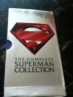 A bunch of VHS tapes for SALE including original superman...