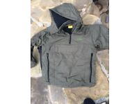 Trakker padded jacket and sundridgehotfoot thermal boots size 8/9