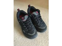 Heelys Skate Shoes (twin wheel) - Size 3