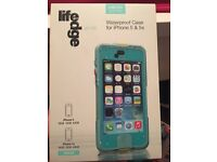 Lifedge Waterproof Phone Case for iPhone 5, 5S &SE.