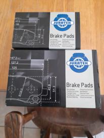 Brake pads