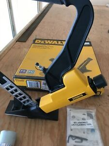 DeWalt Hardwood Nailer (New)