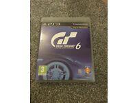 Grand Turismo 6 (PlayStation 3)