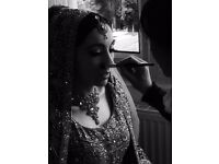 Bridal Makeup and Hair styling course. 4 day course at £600. Asian bridal looks and party looks.