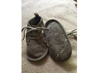 Next size 3 12-18months Soft Boots
