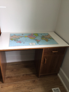 World Map Desk | Kijiji in Ontario. - Buy, Sell & Save with Canada's on