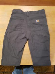 Carhartt Mens 30x30 Pants