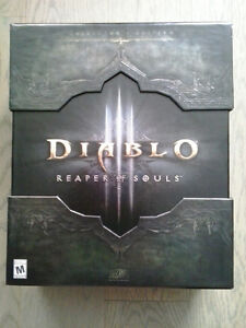 Diablo III: Reaper of Souls Expansion Collector's Edition