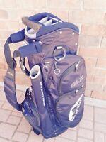 Sun Mountain DLX speed cart golf bag