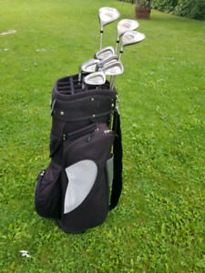 Women's FILA Left Hand Golf Club Set