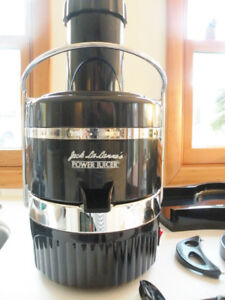 Jack LaLanne's Power Juicer for Replacement Parts