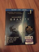Gravity the movie on blu Ray brand new sealed! $10 firm