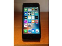 APPLE IPHONE 5 BLACK 16GB OPEN TO ANY NETWORK
