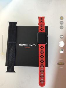 Apple Watch série 3 Nike GPS et cell