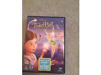 Disney's Tinkerbell DVD
