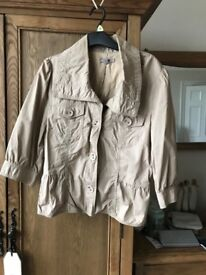 OASIS JACKET REDUCED