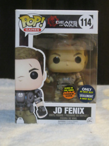 Funko POP - JD Fenix