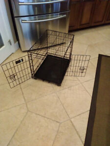 Wire Collapsible Pet Cage