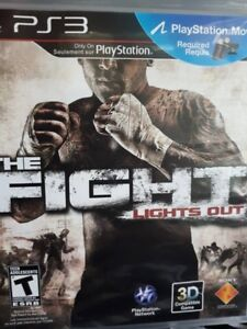 The Fight(Lights Out) 10$