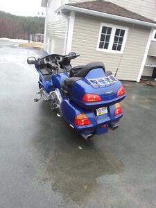 2001 Honda Goldwing GL 1800 (Price Reduced)