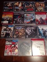 PS3 Games - 12 Games
