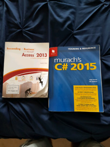 Succeeding in Business with Msoft Access 2013   Murach's C# 2015