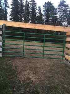 Farm fencing for the week of October 17th