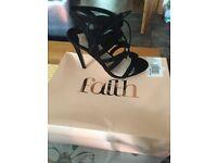 Faith shoes size 4