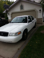 Reduced to $2400, 2008 Ford Crown Victoria, Police Interceptor