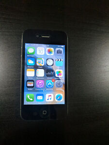 iPhone 4s UNLOCKED 16 GB in Excellent condition