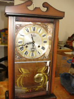 HOBBY CLOCK - NEEDS WORK - VERITAS PEDULEM CLOCK