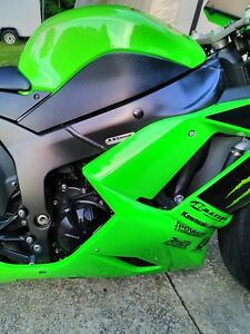 2007 KAWASAKI ZX6R TWO BROTHERS EXHAUST MONSTER ENERGY Windsor Region Ontario image 5