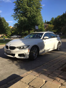 2016 BMW 4-Series Premium package Enhanced Sedan