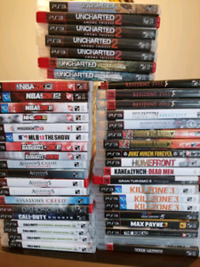 Playstation 3 Games FOR SALE  !  $5
